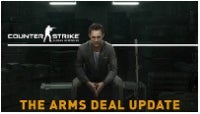 Counter Strike: Global Offensive - Arms Deal Update