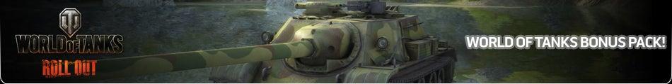 World of Tanks Bonus Code Giveaway