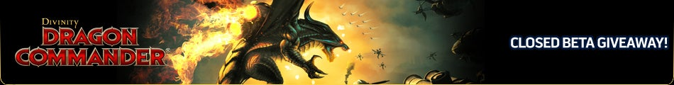 Dragon Commander Closed Beta Key Giveaway