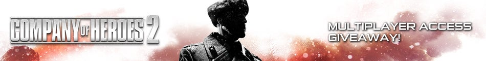 Company of Heroes 2 Multiplayer Access Key Giveaway