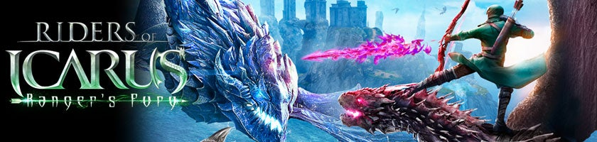 Riders of Icarus Silver Laiku Mount Key Giveaway