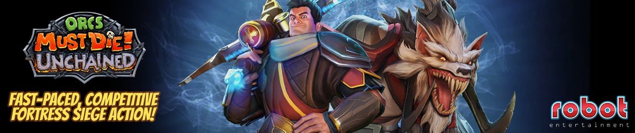 Orcs Must Die! Unchained Alpha Key Giveaway - North America