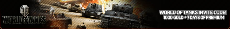 World of Tanks Invite Code Giveaway for New Players