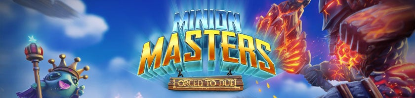 Minion Masters Steam Key Giveaway