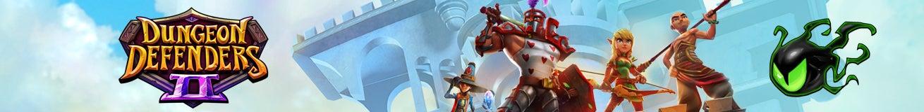 Dungeon Defenders 2 Питомец от AlienWare