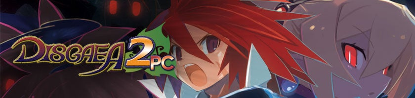 Disgaea 2 PC Exclusive Demo Key Giveaway
