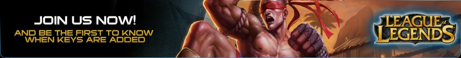 League of Legends Muay Thai Lee Sin Giveaway with Groups