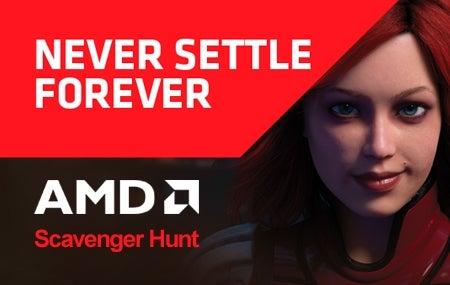 AMD Radeon™  Scavenger Hunt Winners Announced!