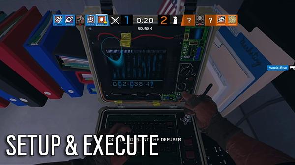 Setup & Execute