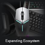 Expanding Ecosystem