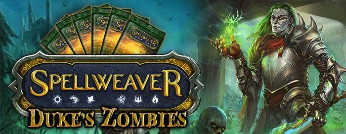 Spellweaver Zombies Deck & Packs Key Giveaway | Alienware Arena