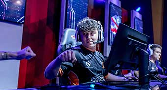 Esports league Gfinity Elite Series Australia debuts with 500k viewers
