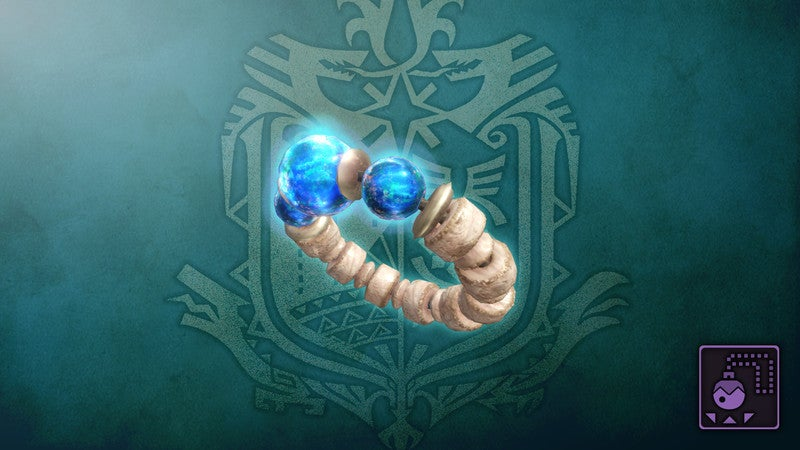 Monster Hunter: World Exclusive Fair Wind Charm Key Giveaway