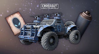 Crossout Giveaway