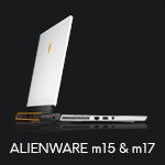 Alienware m15 & m17