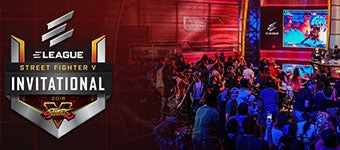 ELEAGUE Street Fighter® V Invitational 2018 to Showcase Clash of 24 Elite Players