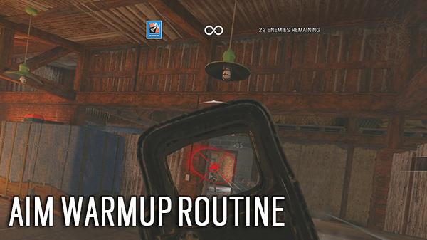 Aim Routine