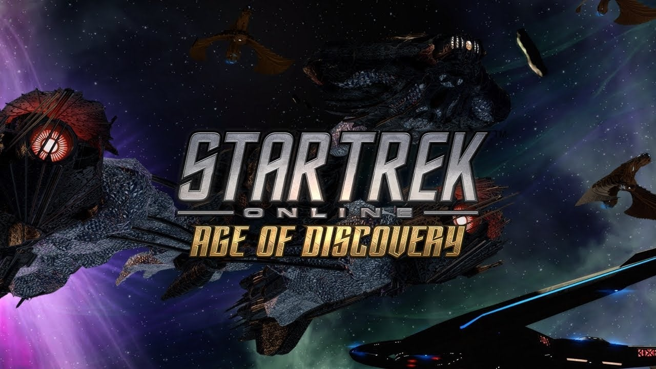 Star Trek Online: Age of Discovery Spore Engineer Pack Key Giveaway