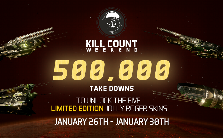 Kill Count Weekend