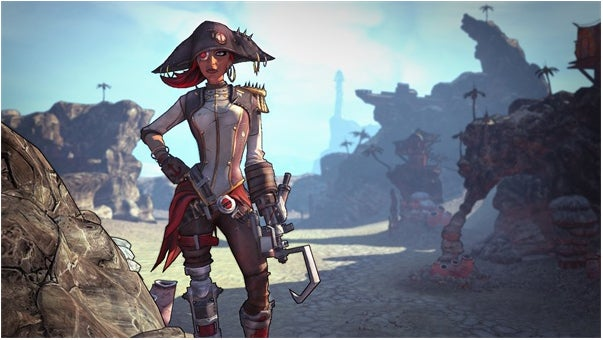Borderlands 2: Captain Scarlett and Her Pirate | Alienware Arena