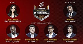ELEAGUE Announces Street Fighter® V Invitational 2018 Commentary Team