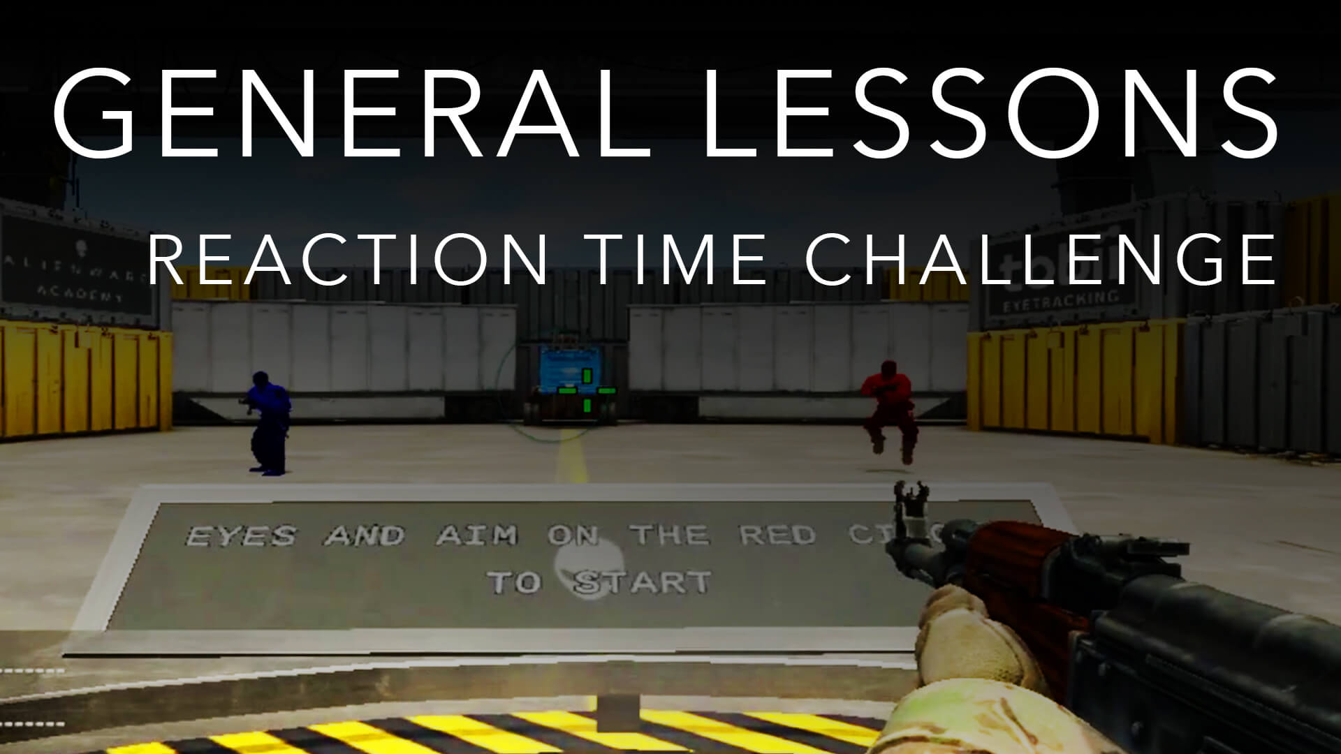 Alienware Academy Reaction Time Challenge
