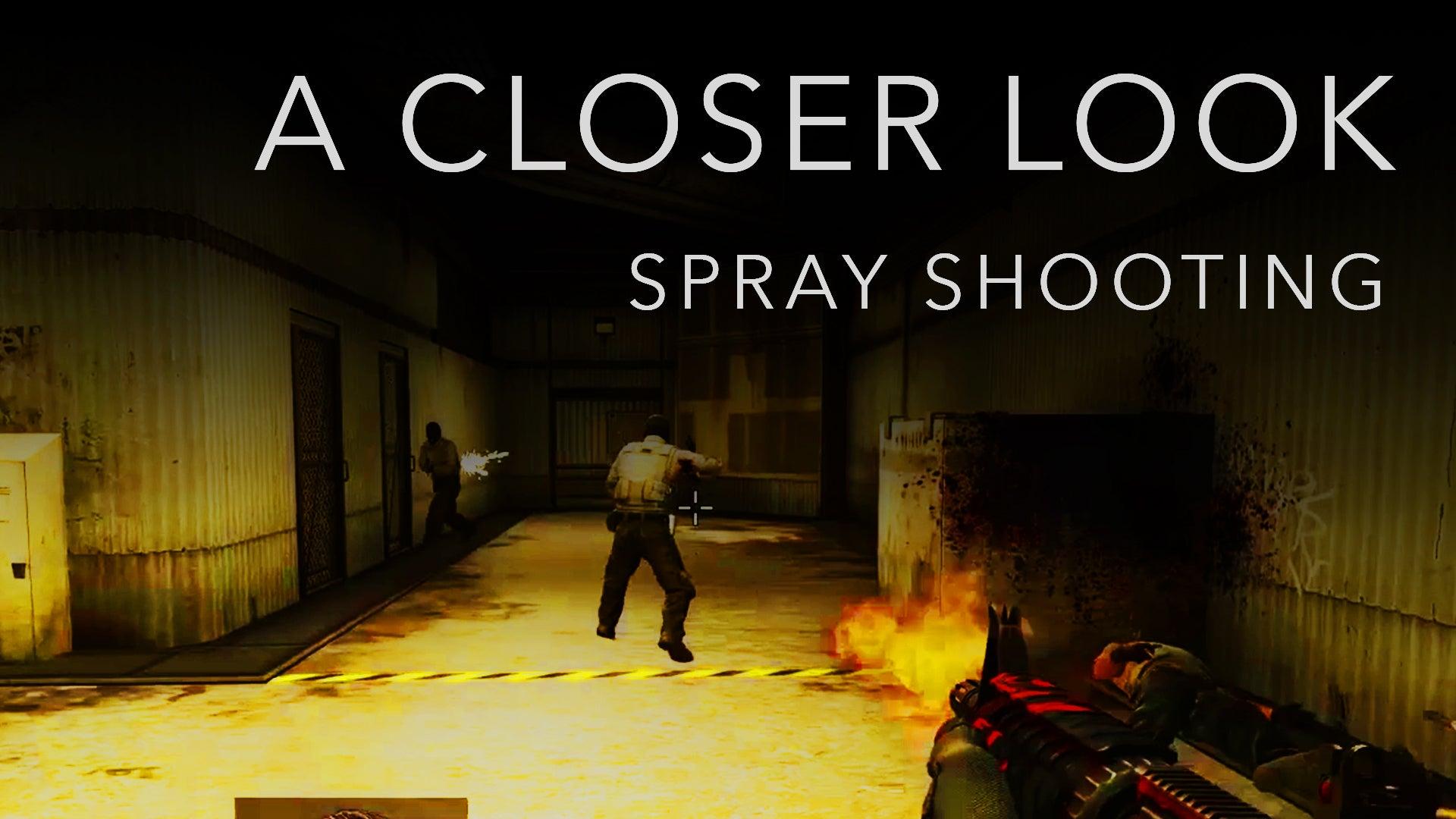 Spray Shooting
