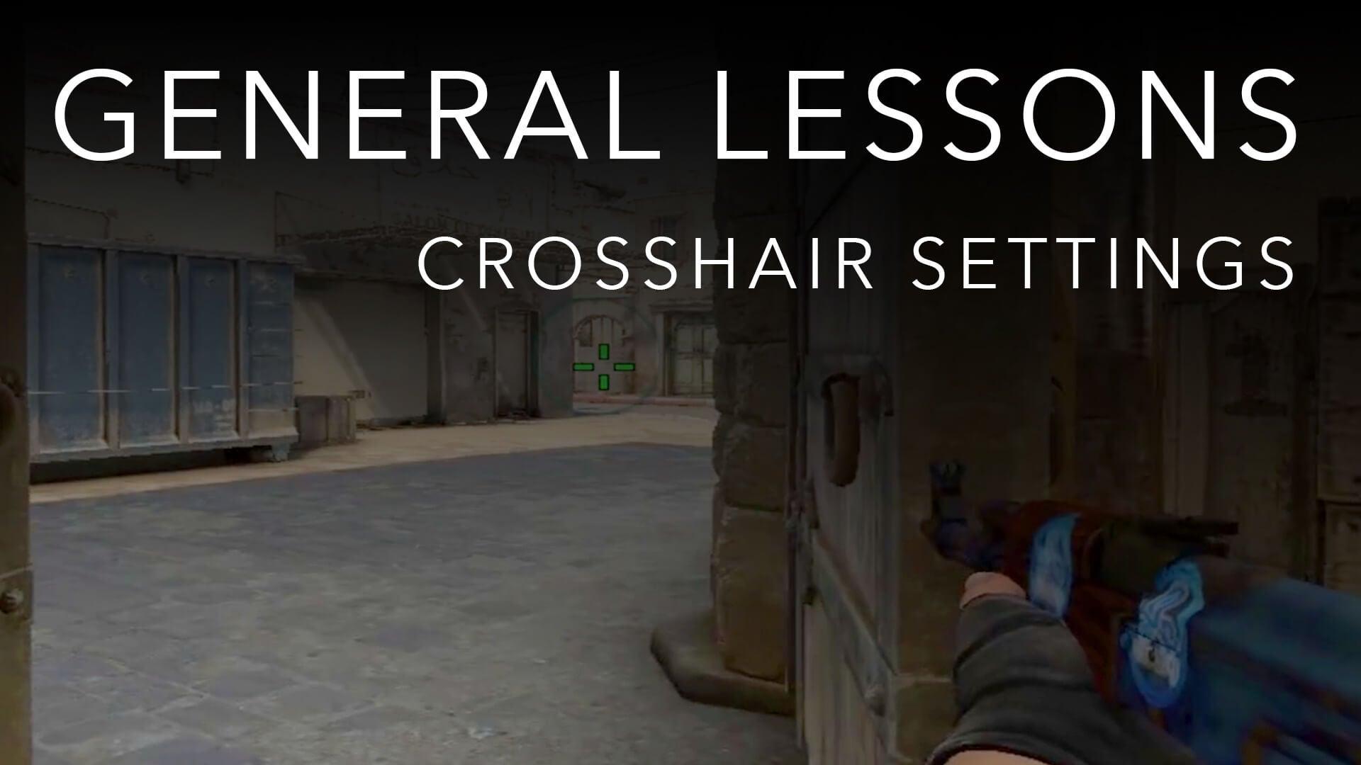 Crosshair Settings