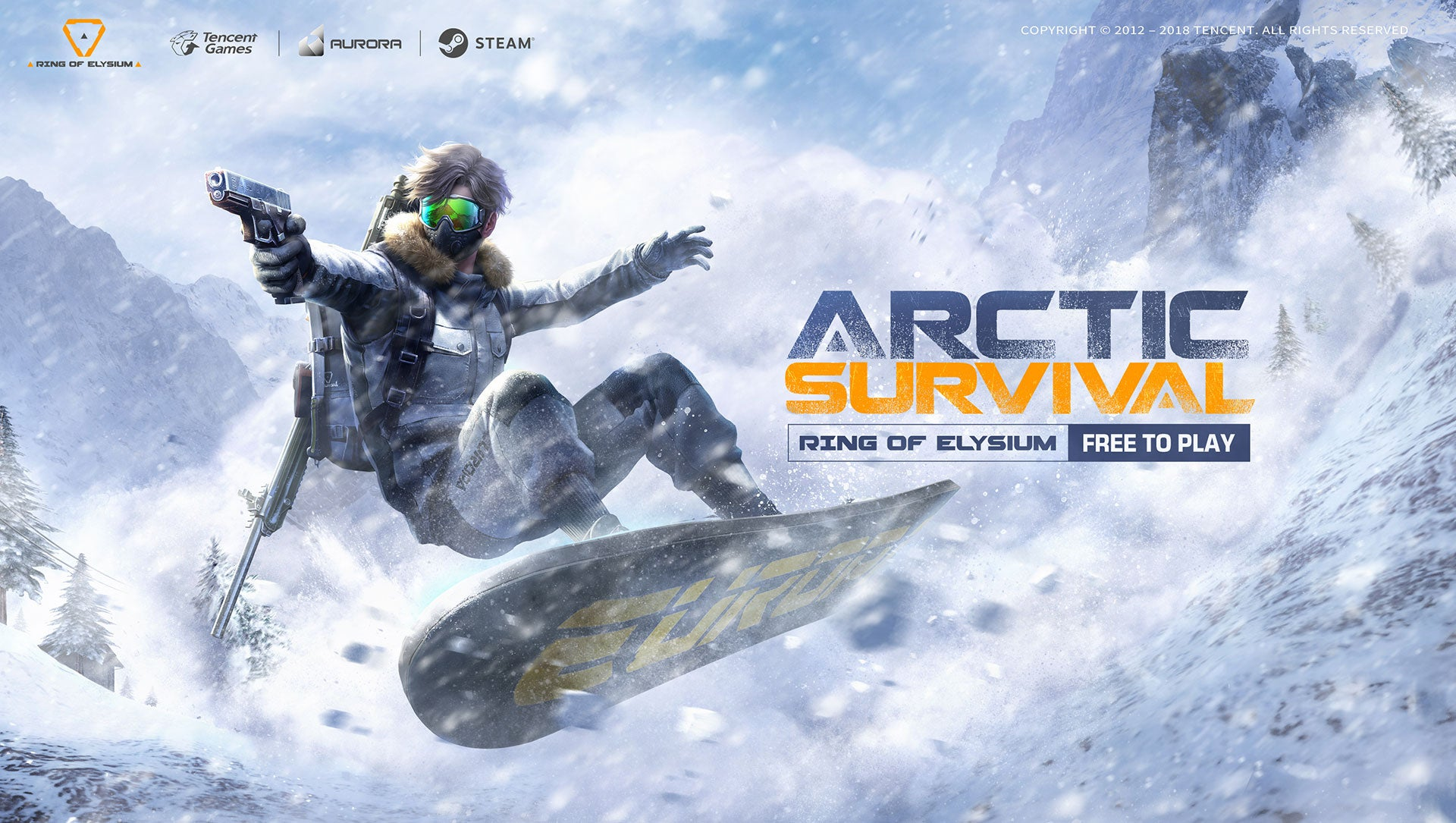 Ring of Elysium Founder's Jacket Limited Key Giveaway | Alienware Arena