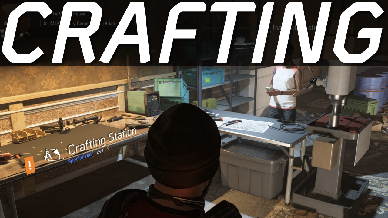 Crafting & Resources