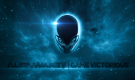 Space Alienware Wallpaper