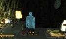 Hologram vendor in bunker
