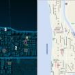 Spider-Man's open world Manhattan compared to real-life Manhattan.