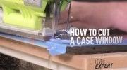 GeForce Garage: Antec 900 Series, Video 1 - How To Cut a Case Window
