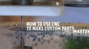 GeForce Garage: Antec 900 Series, Video 5 - How To Use CNC To Make Custom Parts