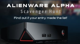 Discover the Alpha Scavenger Hunt Winners Announced!