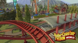 The First Rollercoaster Tycoon World Beta Weekend is Coming October 30th!