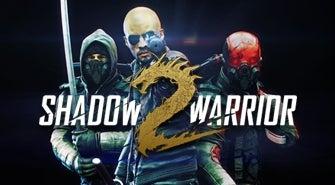 Shadow Warrior 2 Alienware DLC Giveaway