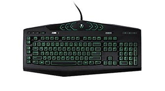 ARP Sweepstakes Winners for May 11-17, Alienware TactX Keyboard