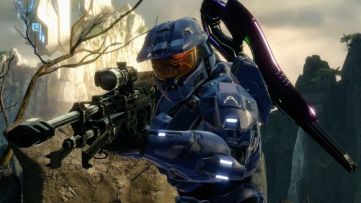 Halo Reach Fireflight For The Master Chief Collection On