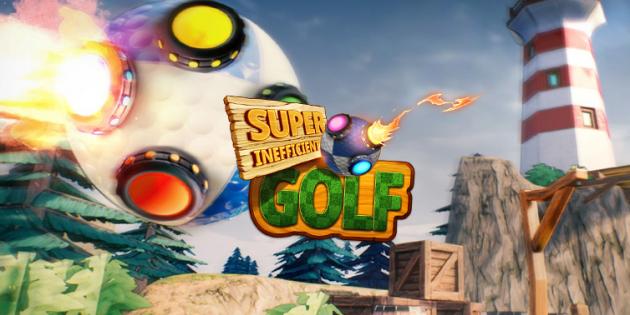 Super Inefficient Golf Steam Game Key