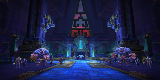 World of Warcraft Item Levels to Rise When Battle of Dazar'alor