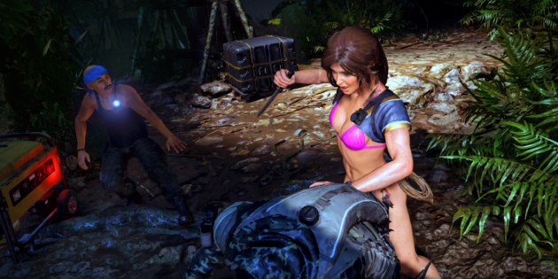 Shadow Of The Tomb Raider Nude Mod Is Now Available Updated