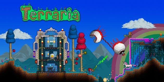 Terraria Updated to Support 4K, New Language Options & More