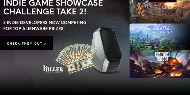 Indie Game Showcase Challenge Take 2