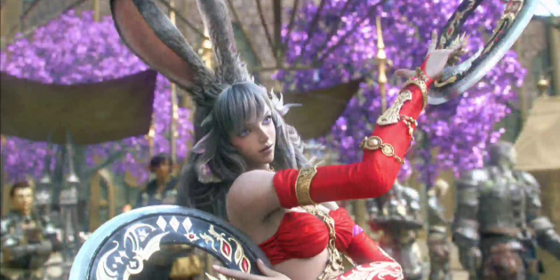 The Dancer - New Job Announced for FFXIV: Shadowbringers | Alienware