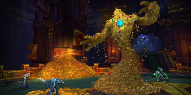 World of Warcraft patches in its new raid and its new season